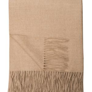 Fife Baby Alpaca Throw