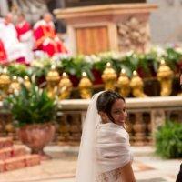 Homilía del #PapaFrancisco en la Santa Misa con el Rito del Matrimonio