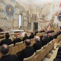 Primera predicación de Cuaresma 2016 del P. Raniero Cantalamessa
