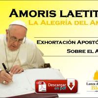 Exhortación apostólica Amoris Laetitia (La alegría del amor)