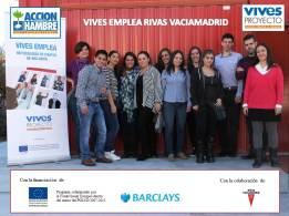 VIVES EMPLEA RIVAS - foto de grupo