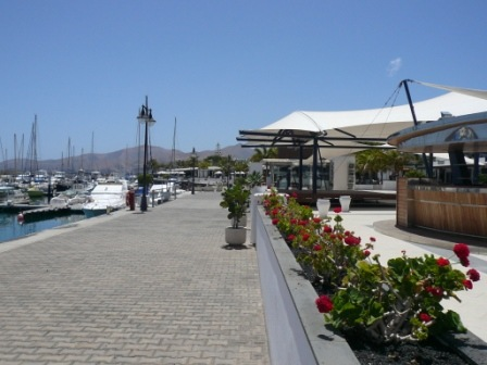 Puerto calero lanzarote information - Hotel costa calero puerto calero lanzarote espana ...