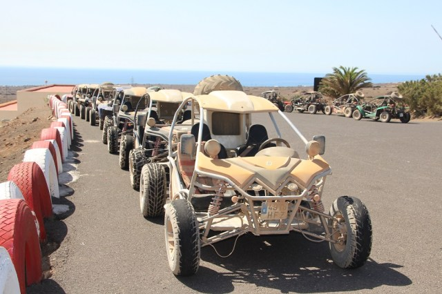Quad & Buggy Tours in Lanzarote