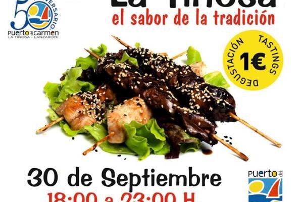 Feria de la Tapa La Tiñosa2017