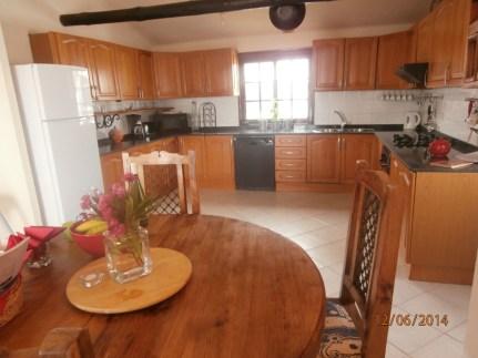 Villa Maxim Kitchen