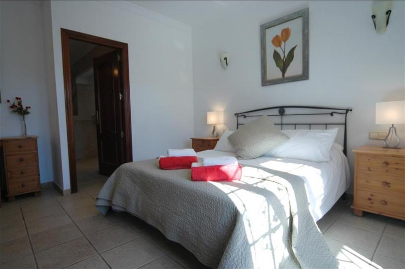 Villa Parque del Rey Bedroom 1