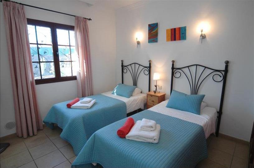 Villa Parque del Rey Bedroom 3