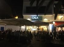 Cala at Charco de San Ginés