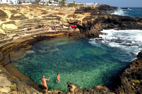 Naked Lanzarote