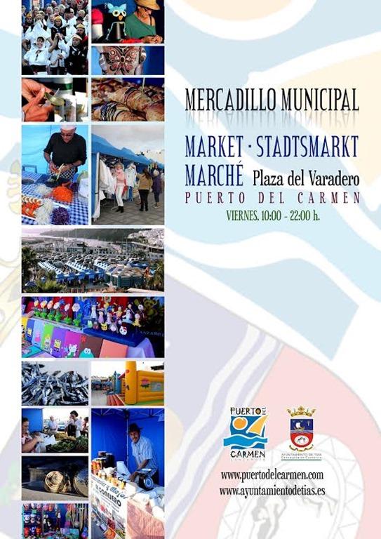 Puerto del Carmen Market