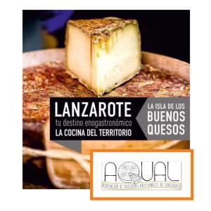 AQUAL Asociacion de Queserias Artesanales de Lanzarote - Artisan Cheese Lanzarote