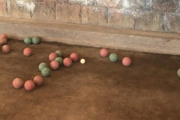 Canarian bowls