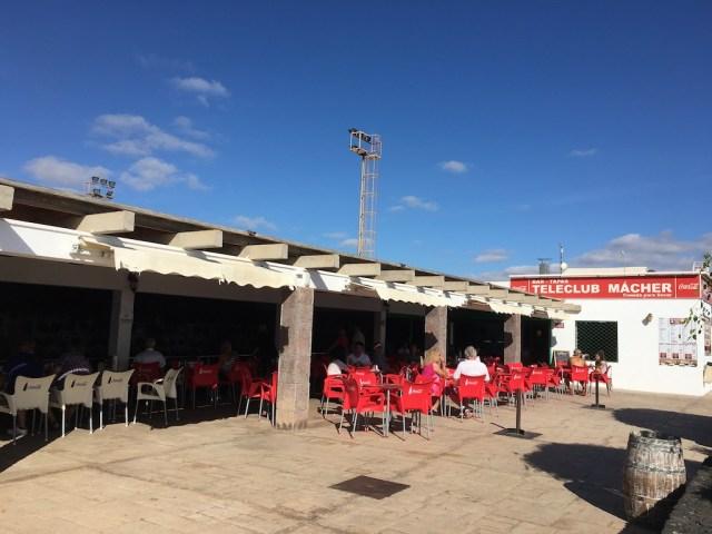 Teleclub Macher Terrace