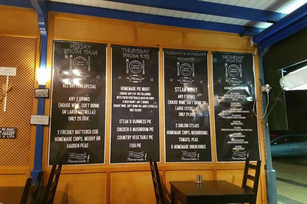 Devon restaurant