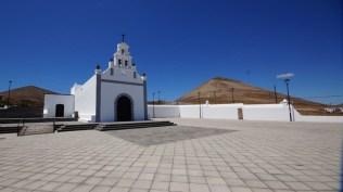 The church at La Candelaria