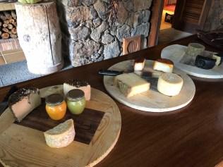 Finca de Uga Cheeses