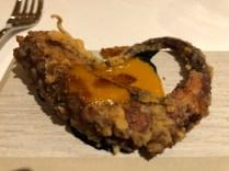 KM0 breaded octopus