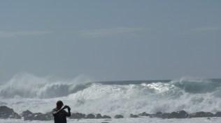 El Golfo Behind You!