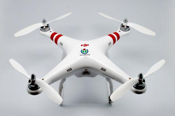 Drones in Lanzarote