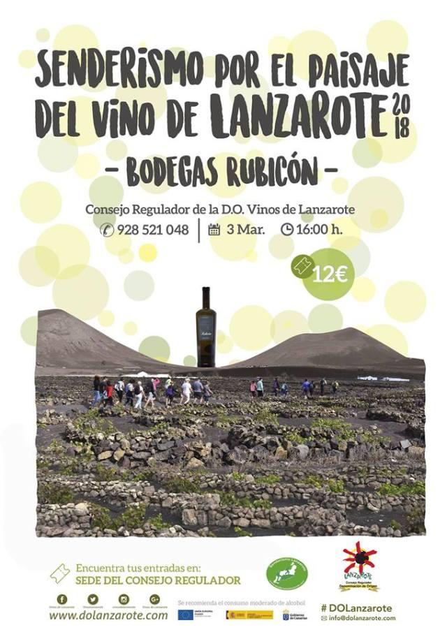 Wine Walk Bodegas Rubicón