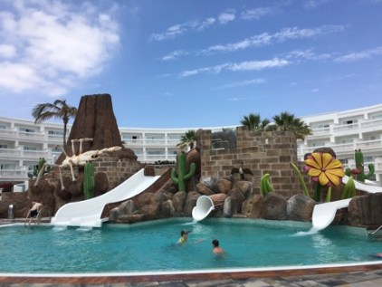 Lanzarote Park Family Pool