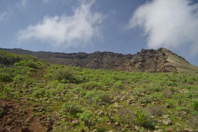 Crater Monte Corona