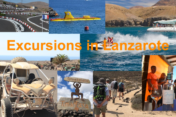Excursions List