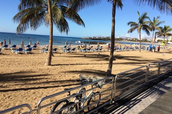 Hot in Lanzarote