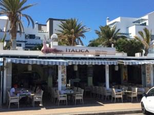Restaurante Italica