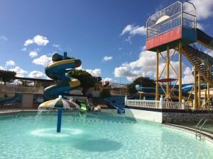 An Afternoon At The Aquapark