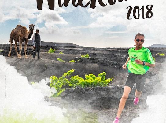 Lanzarote Wine Run Poster