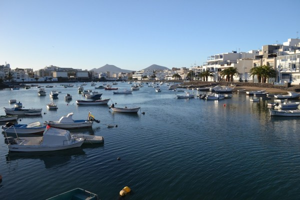 Cycling in Lanzarote , Arrecife Loop