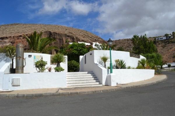LagOmar attraction in Lanzarote