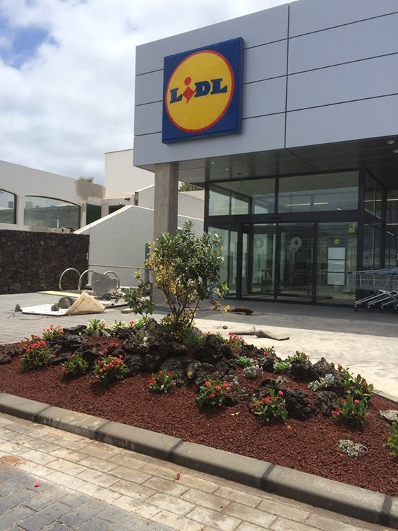 Lidl Canary Islands