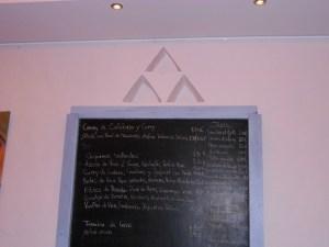 Lanzarote Restaurant Review, La Puerta Verde
