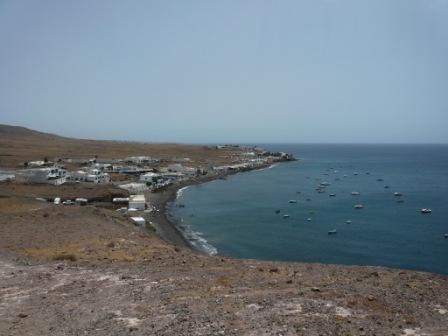 Walk, Puerto Calero to Playa Quemada