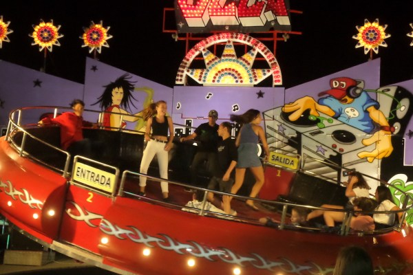 Lanzarote fun fair