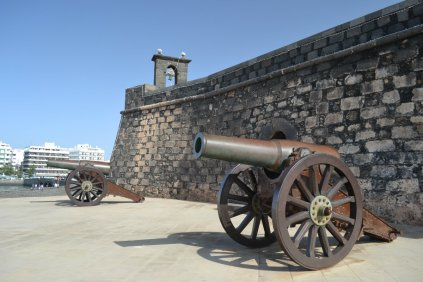 Castillo San Gabriel 1