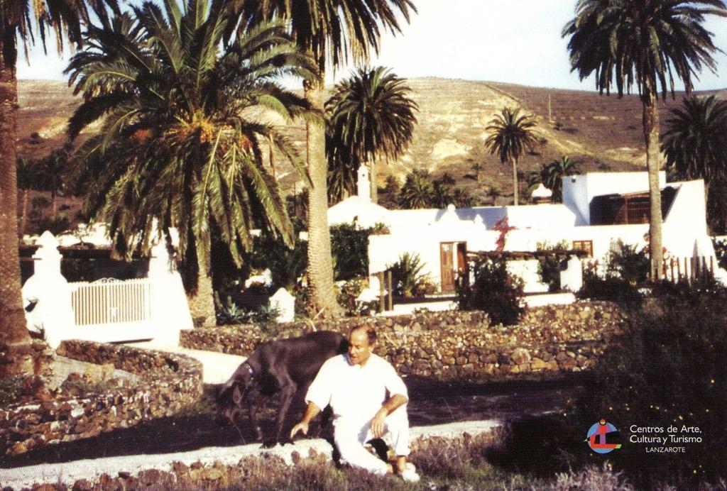 César Manrique's Death - Lanzarote Information