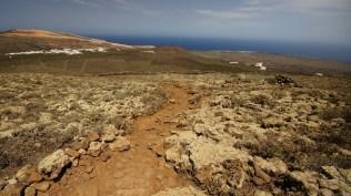 Montaña Corona Track