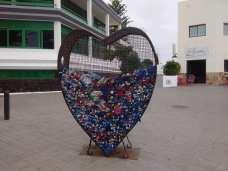 San Bart Heart