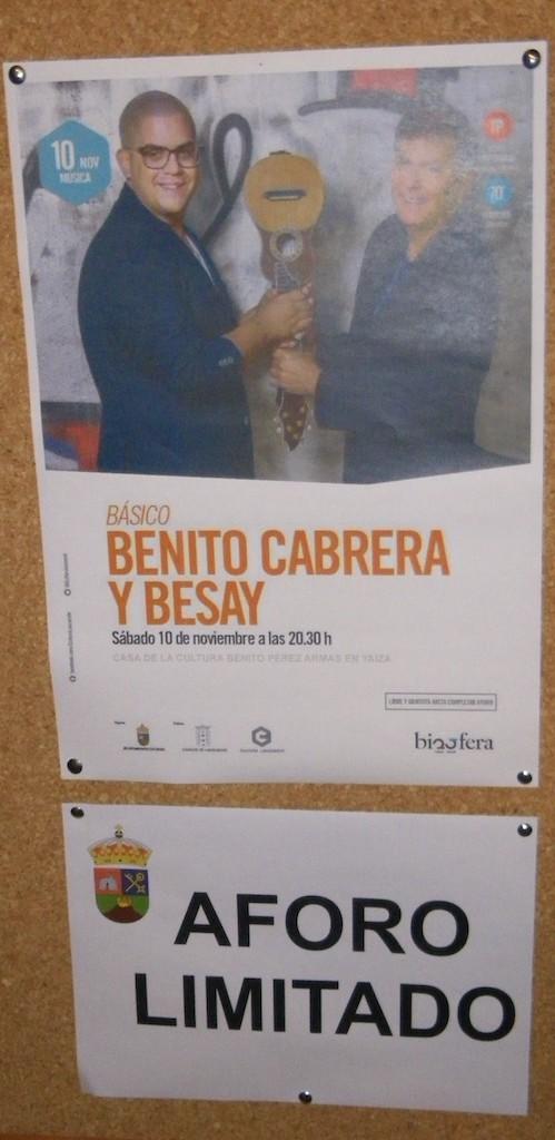 Benito Cabrera