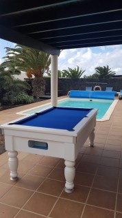 Lily Mai Pool Table