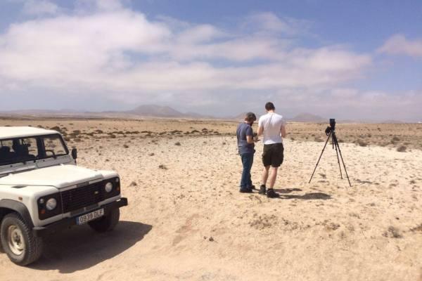 Desert Watch