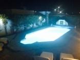 Dos Estrellas Pool night