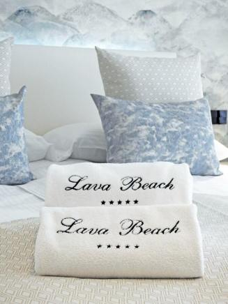 Lava Beach Hotel Furnishings