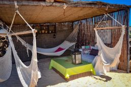 Casitas chill out