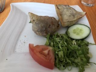 Lamb Samosas