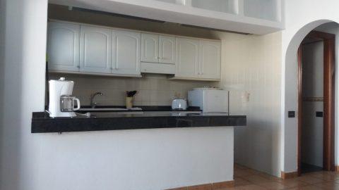 Bungalow Playa Park Kitchen 2