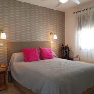 San Fermin Bedroom